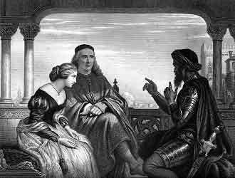 奧賽羅的冒險歷程 Othello Relating His Adventures - 耐特Charles Knight .jpg