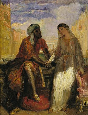 奧賽羅Othello_泰奧多爾 · 夏塞里奧Théodore Chassériau.jpg