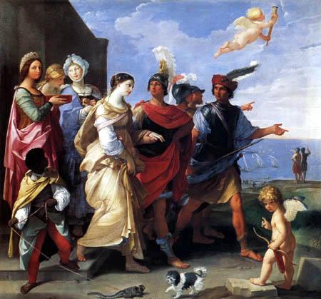 誘拐海倫 Der Raub der Helena painting_吉多‧雷尼Reni, Guido.jpg