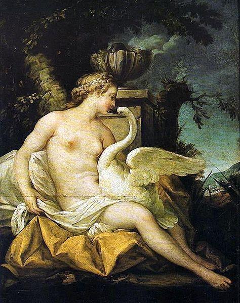 麗達與天鵝Leda e o Cisne_皮埃爾 Baptiste Marie Pierre  .jpg
