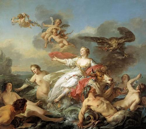 歐羅芭的掠奪Le Rapt d'Europe_皮埃爾 Baptiste Marie Pierre.jpg