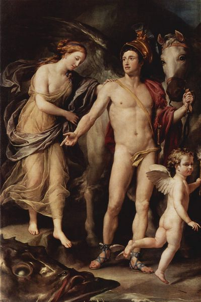 珀耳修斯和安朵美達Perseus und Andromeda_蒙斯 Anton Raphael Mengs.jpg