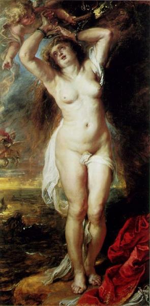 安朵美達 Andrómeda_魯本斯 Peter Paul Rubens.jpg