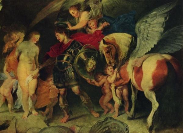珀耳修斯和安朵美達Perseus And romeda_魯本斯 Peter Paul Rubens.jpg