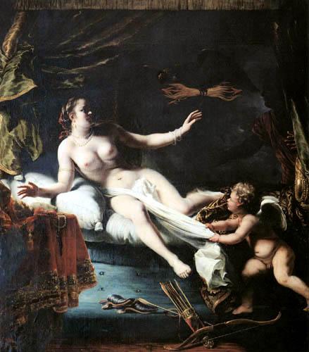 宙斯拜訪塞墨勒 Zeus visita a Sémele _費迪南德Ferdinand Bol.jpg