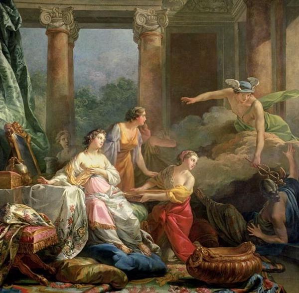 墨丘利、赫珥賽和阿葛勞若斯Mercury, Herse and Aglauros__皮埃爾Jean-Baptiste Marie Pierre.jpg