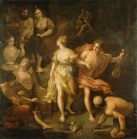 斐斯與尤莉迪絲 Orpheus and Eurydice_讓拉烏 Jean Raoux French.jpg