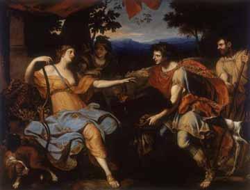 梅列阿格與阿塔蘭塔Meleager and Atalanta_布杭Charles Le BrunCharles Le Brun.jpg