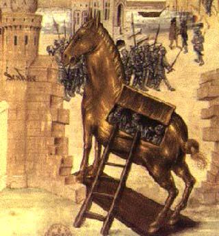 特洛伊木馬 The Trojan Horse _李費佛 Raoul Lefevre.jpg