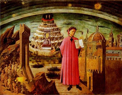 但丁與《神曲》Dante And HisPoem_多迪 Domenico ・ di Michelino  .jpg
