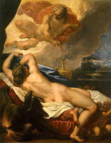 宙斯與塞墨勒 Zeus  and Semele_塞巴斯‧利契Sebastiano Ricci.jpg