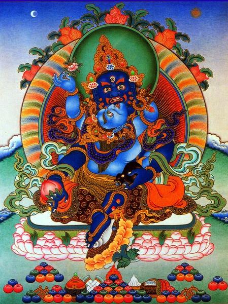 綠財神藏名 dzam bha la ser po.jpg
