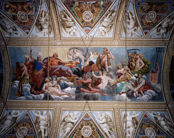 奧林帕斯山眾神The Gods on Olympus_維亞尼Antonio Maria Viani .jpg