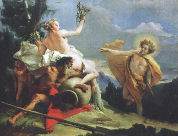 阿波羅追求達芙妮Apollo Pursuing Daphne__提也波洛Giovanni Battista Tiepolo.jpg