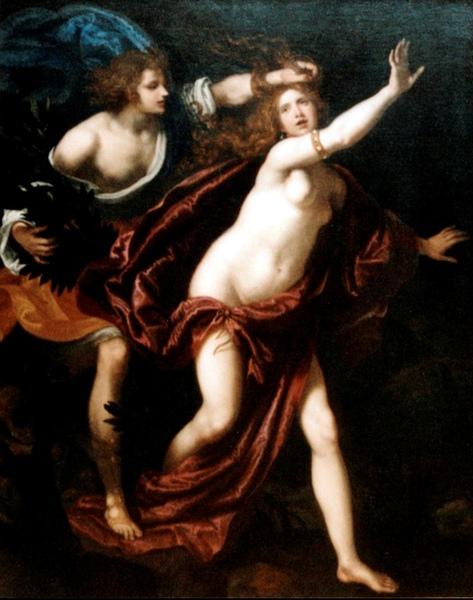 阿波羅追逐達芙妮Apollo reaches Daphne _喬瓦尼Giovanni Biliverti.jpg