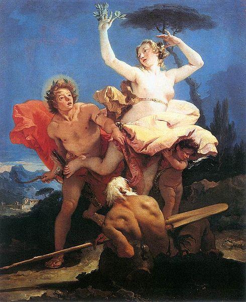 阿波羅與達芙妮 Apollo and Daphne _提也波洛Giovanni Battista Tiepolo.jpg