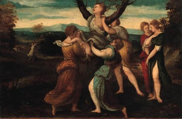 阿多尼斯的誕生birth of Adonis_ 博尼法西奧Bonifacio di Pitati.jpg