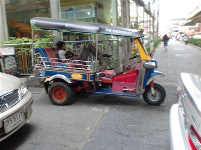 有名的嘟嘟車
