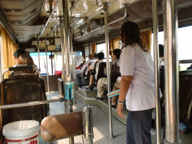泰國的公車