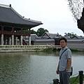 景福宮之慶會樓之二