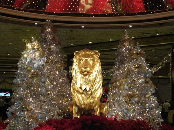 Main Lobby的獅子.jpg