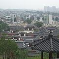 華城行宮全景