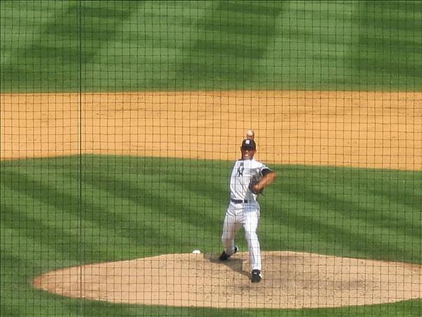 第一次在洋基球場看到Mo.jpg