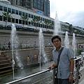 清溪川之噴水池(1)