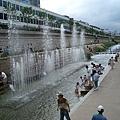 清溪川之噴水池(2)