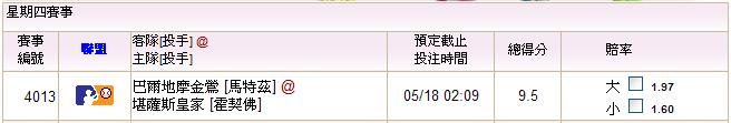05,18 金鶯@皇家