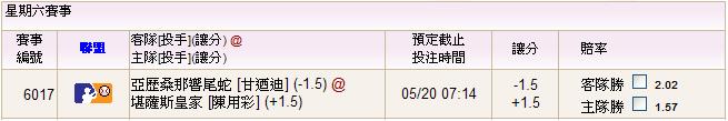 05,20響尾蛇@皇家