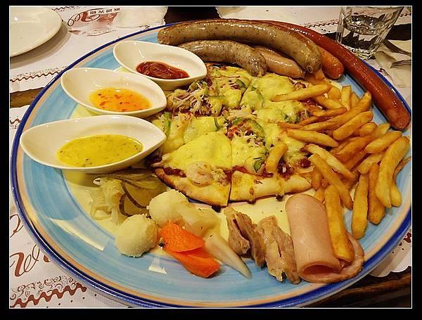 帕米加喏義式鄉村廚房