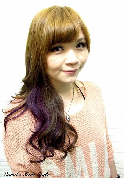 韓國女星髮型髮色 泫雅髮型髮色 少女時代髮型髮色 蔡依林髮型髮色 馬卡龍繽紛色系挑染