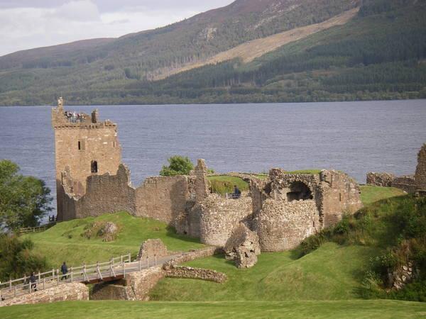 Urquhrant Castle