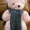 元寶針圍巾