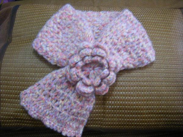霸王花圍巾