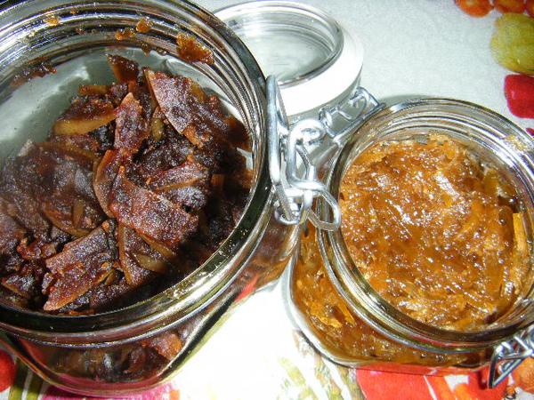 黑糖柚皮醬&蜂蜜柚子醬