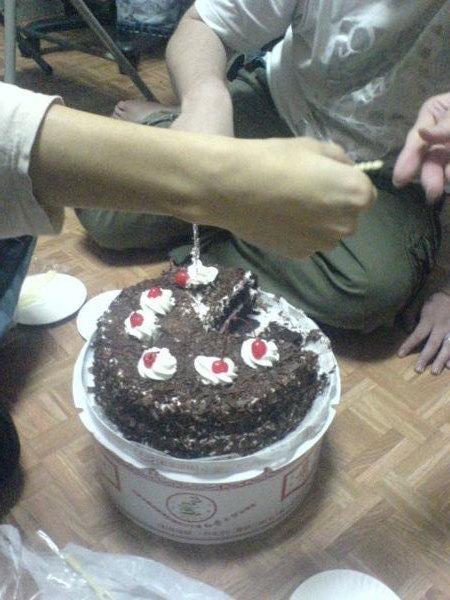 西捷克的生日蛋糕.JPG