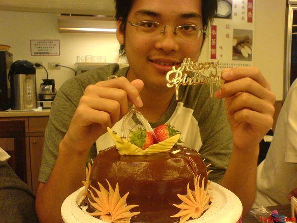 96年的生日蛋糕.JPG