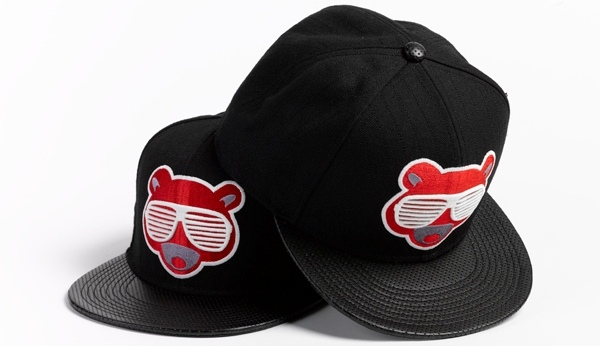Yeezy Tuxedo Red Fitted Hat - Hellatight 01.jpg