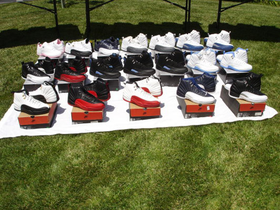 Air Jordan XII - Complete Collection 06.jpg