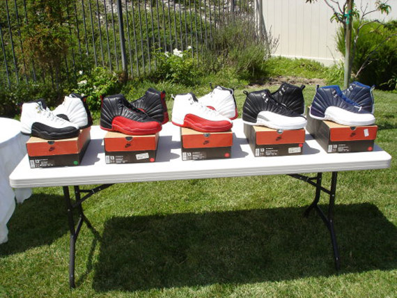Air Jordan XII - Complete Collection 07.jpg