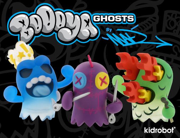 BoOoya Ghost Mini Series Kidrobot Vinyl Toys.jpg