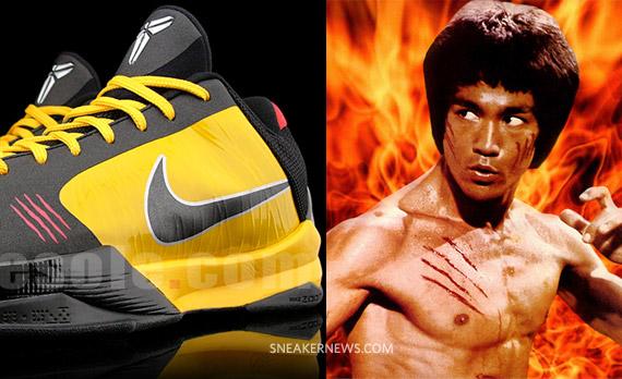 Nike Zoom Kobe V – Bruce Lee – Enter The DragonGame of Death 01.jpg