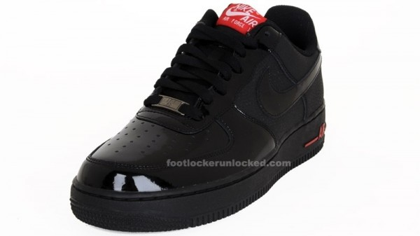 Nike Air Force 1 '07 黑-暗紅 05.jpg