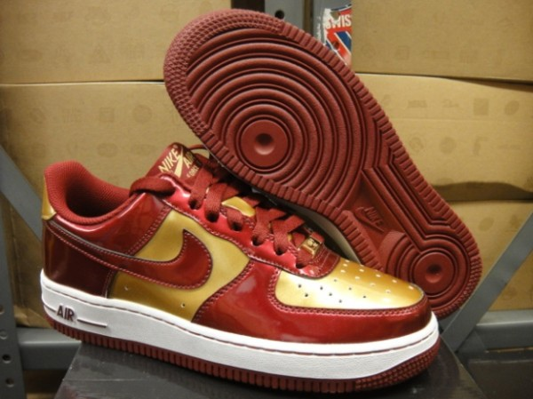 "Nike Air Force 1 Low (GS) ""Iron Man"" 鋼鐵人 04.jpg"