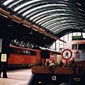德國法蘭克福火車站