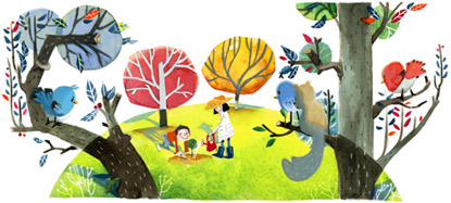 google_植樹節