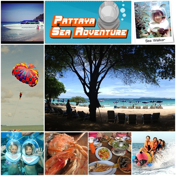 Sea Adventure Pattaya