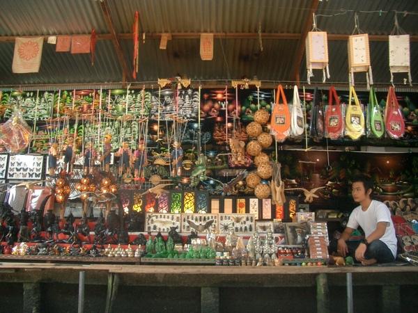 曼谷--水上市場 (6).JPG